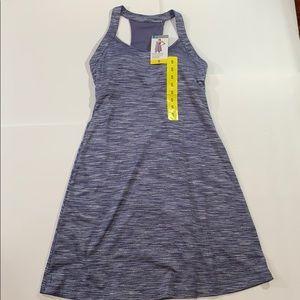 Mondetta PG Travel Dress Purple Combo Sz. Sm NEW